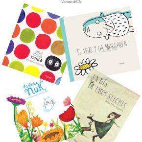 Recomendaciones verano 2015: libreras ylibreros