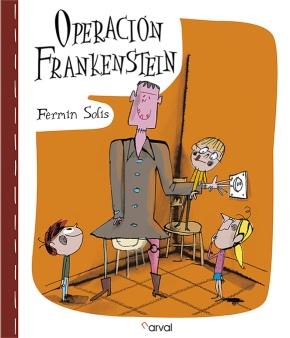 Las comecuentos reseñan OperaciónFrankenstein
