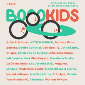 Boookids, Primera Feria Internacional de Libros Infantiles deMadrid