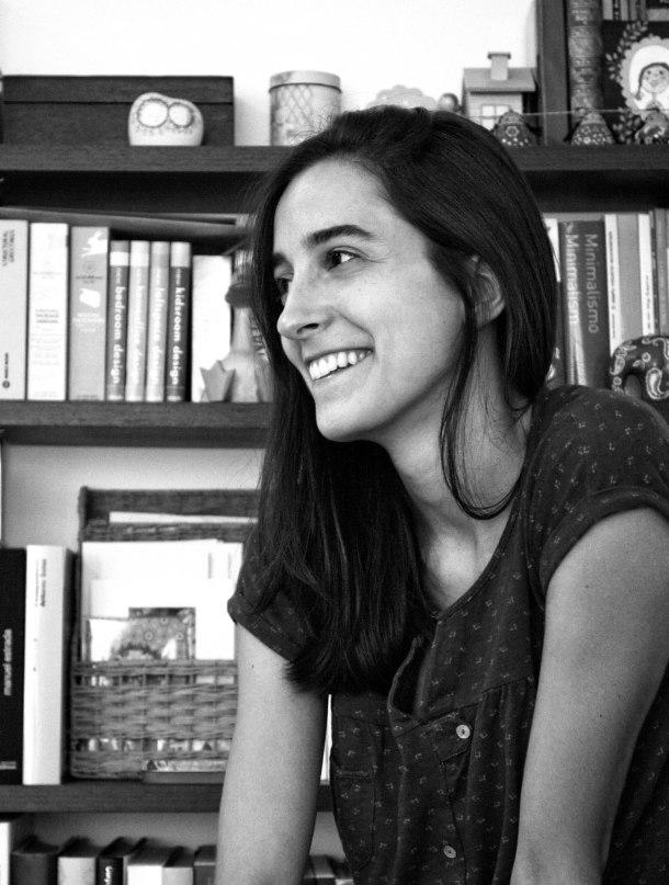 Lucía Cobo, ilustradora. Osa. Narval editores