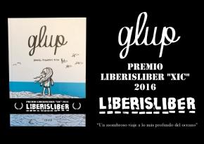 Glup: Premio Liberisliber Xic2016
