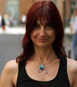 Mónica Rodríguez, escritora, autora de Piara