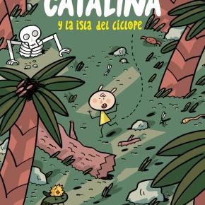 Catalina y la isla del Cíclope:Booktrailer